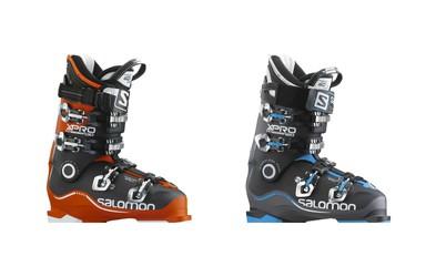 Nova generacija smučarskih čevljev