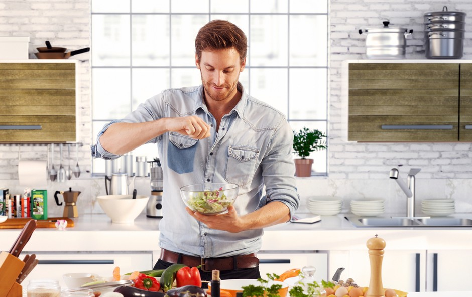 10 najboljših živil za zdravje moškega (foto: Shutterstock.com)