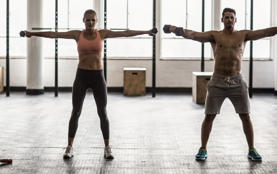 4 kratki in intenzivni treningi - da boste v kratkem času naredili več (foto: Profimedia)