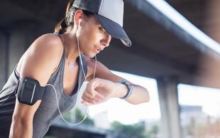 Optimalen izbor glasbe med vadbo