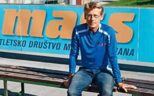 Albert Šoba: Atletika je šport za vse življenje