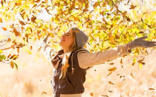 Za vas smo naredili izbor 13 razlogov, zakaj imamo radi jesen
