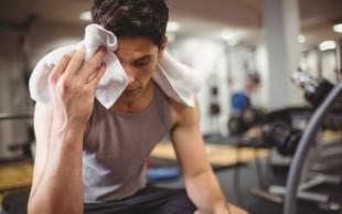 7 opozorilnih znakov, da trenirate preveč