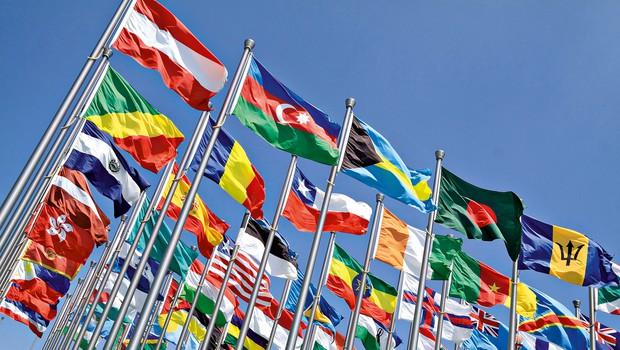 Najbolj prepoznavne zastave držav in njihov pomen (foto: shutterstock)