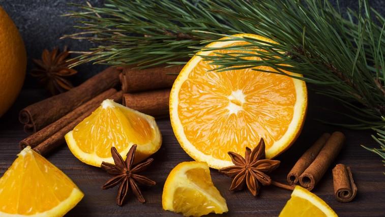 Izjemne zdravilne lastnosti cimeta in pomaranče (foto: Profimedia)
