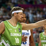 Izjemna življenjska zgodba vrhunskega slovenskega košarkarskega reprezentanta Mihe Zupana (foto: Goran Antley, Profimedia.si)