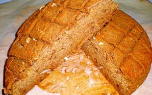 Odličen kostanjev kruh