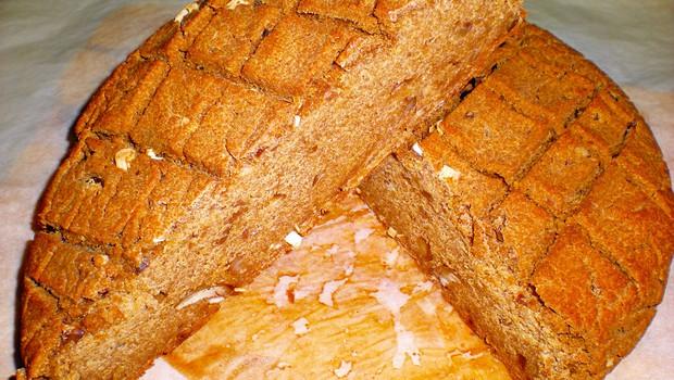 Odličen kostanjev kruh (foto: Osebni arhiv)