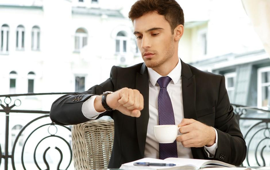 Kako odpraviti težave kroničnega zamujanja (foto: Shutterstock.com)
