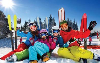1. ski opening za najmlajše