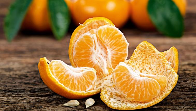 12 zdravilnih učinkovin mandarin (foto: Shutterstock.com)