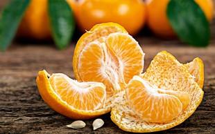12 zdravilnih učinkovin mandarin