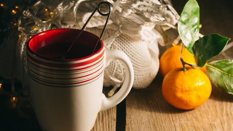 Zakaj je zjutraj dobro piti čaj iz mandarinine lupine (foto: Profimedia)