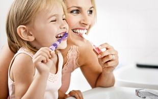 Krvavitev iz dlesni - znak za alarm