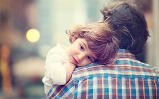 Zakaj je v resnici tako nujno, da starši otroku nudijo varnost