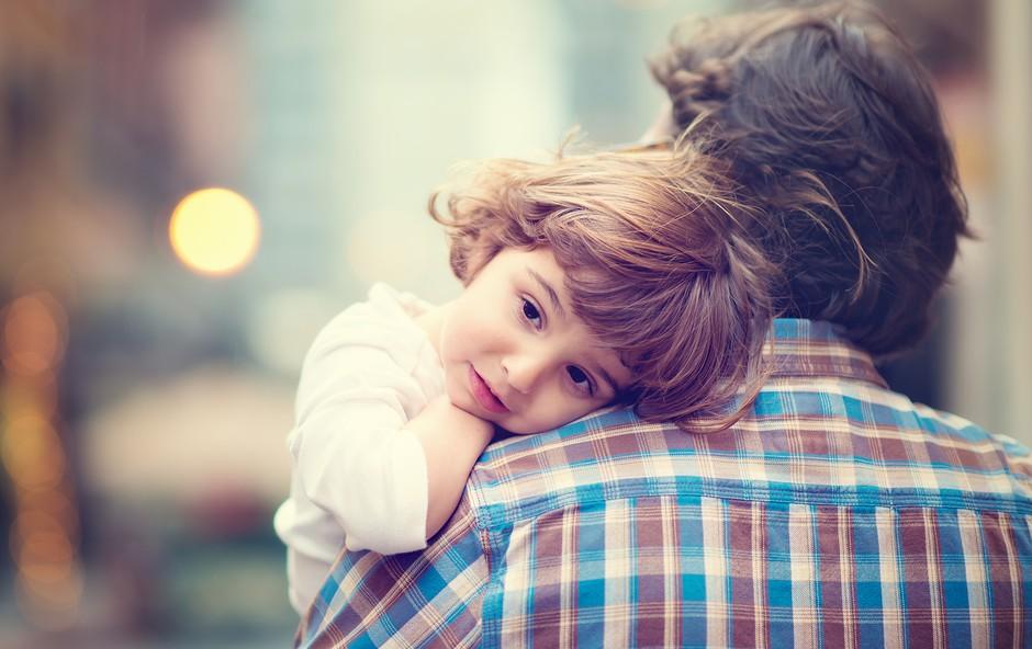 Zakaj je v resnici tako nujno, da starši otroku nudijo varnost (foto: Shutterstock.com)