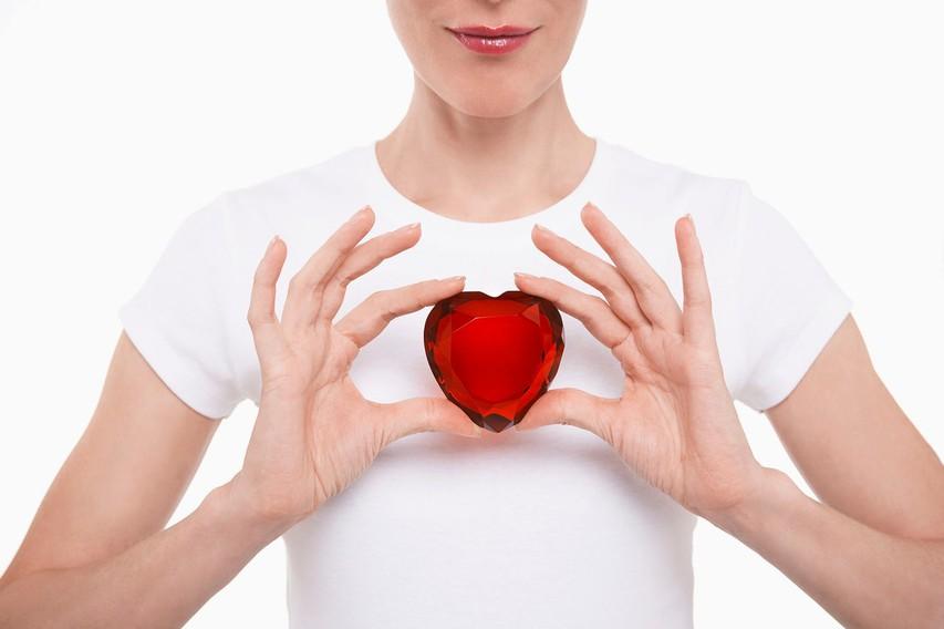 Infarkt: Kaj lahko ženske naredite za bolj zdravo srce?