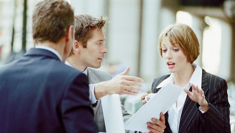 Strupeni sodelavci - kako se soočiti, kako se zaščititi? (foto: Profimedia)