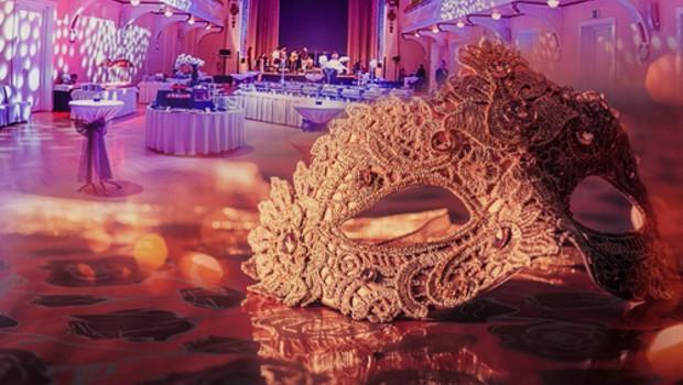 6. februar si rezervirajte za olimpijsko obarvan gala ples v maskah