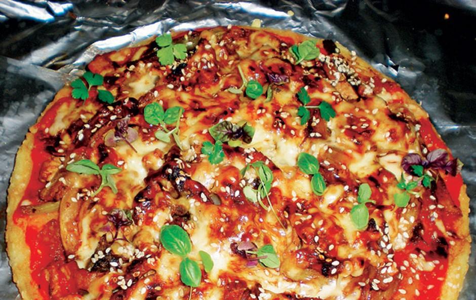 Pica s pšeničnim zdrobom (foto: Osebni arhiv)