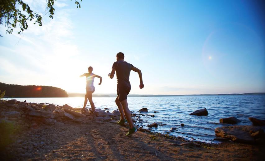 9-tedenski program tekaškega treninga za popolne začetnike