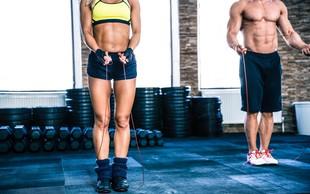 5 dobrih razlogov za trening s kolebnico
