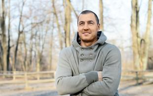 Marko Milić je navdušen nad Petrom Prevcem