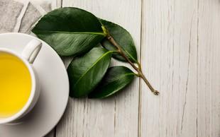 6 razlogov, zakaj zeleni čaj piti pogosteje