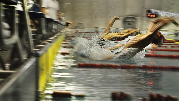 Vabljeni na plavalno tekmovanje v bazenu (foto: Nives Brelih)