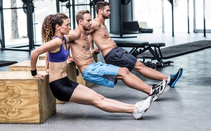 Intervalni trening, ki bo kot za šalo topil maščobe in gradil nove mišice