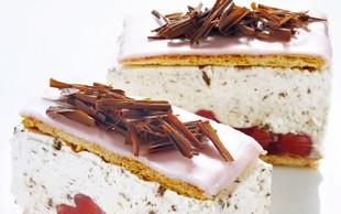 RECEPT: Holandske rezine - s fino vaniljevo kremo