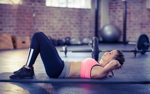 VIDEO: 8 odličnih krepilnih vaj za popoln kardio trening