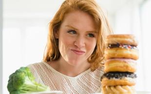 Hrana, ki vam bo pomagala zdržati na dieti