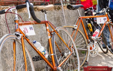 Vabljeni na oldtimer kolesarsko prireditev Istrianissima