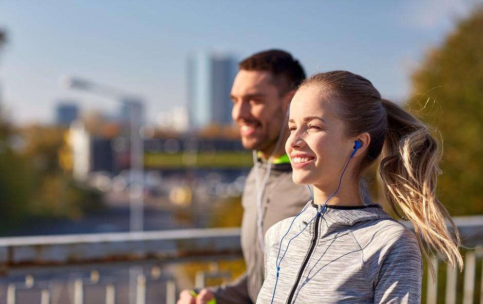 35-minutni intervalni trening, ki vam ga narekuje glasba (foto: Shutterstock.com)
