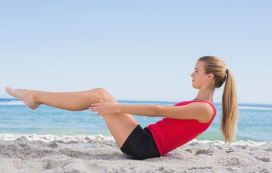 3 vaje za čvrste trebušne mišice