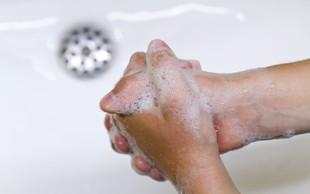 Z dobro higieno rok lahko preprečimo marsikatero bolezen
