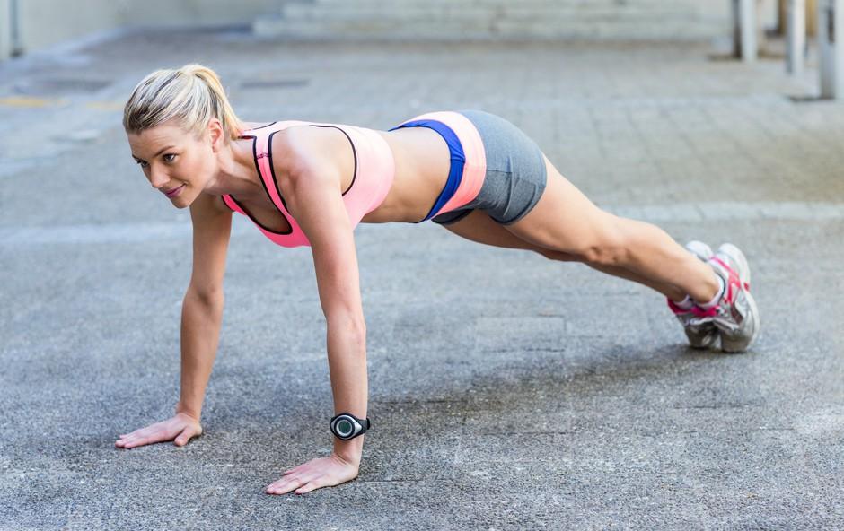 S to vajo boste okrepili trebušne mišice in gradili na vzdržljivosti (foto: Profimedia)