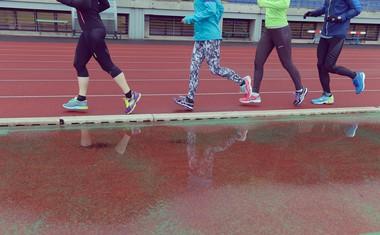 FOTO: Testirali smo 38 parov tekaških copat! Poglejte si foto utrinke s testiranja.