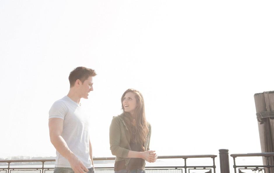 Bi morali partnerju zaupati vse pretekle ljubezenske in spolne izkušnje? (foto: Profimedia)
