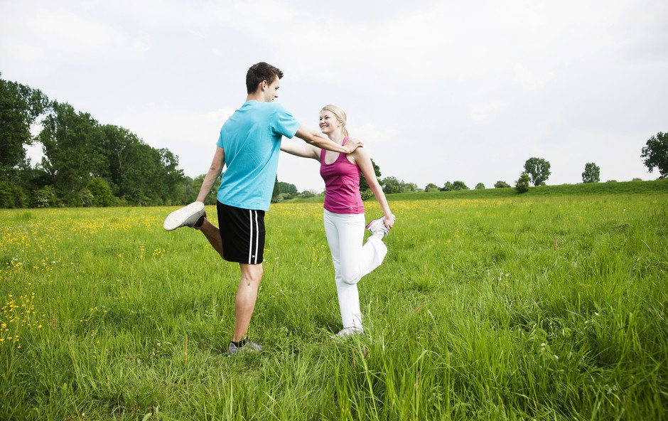 Tako nam lahko narava pomaga, da ostanemo fit in zdravi (foto: Profimedia)