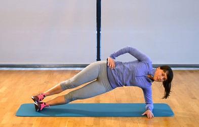Izziv s Hano Verdev: Vaje za trebušne mišice (3. teden)