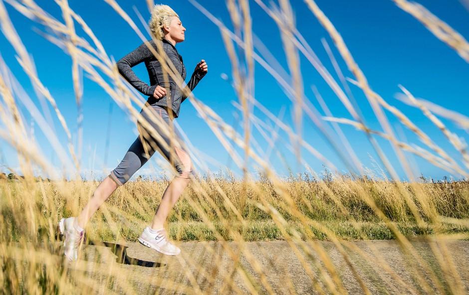 Zakaj naše telo samodejno ne izbere dobre tehnike teka? (foto: Shutterstock.com)