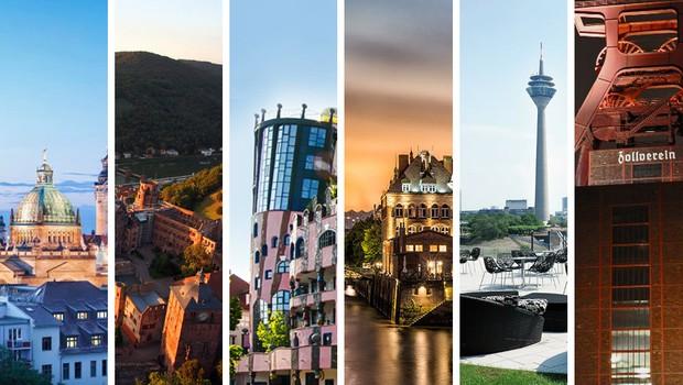 Nagrajenci nagradne igre: Katero nemško mesto je na sliki?