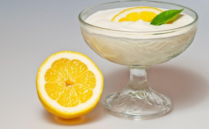 Veganska limonina 'skuta'
