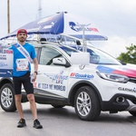 Wings for Life World Run: Podrta magična meja 80 km! (foto: Jure Makovec in Bor Dobrin)