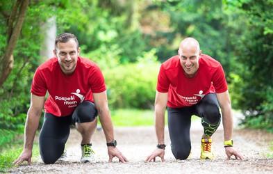 Pridružite se brezplačnim tekaškim treningom Pospeši ritem!
