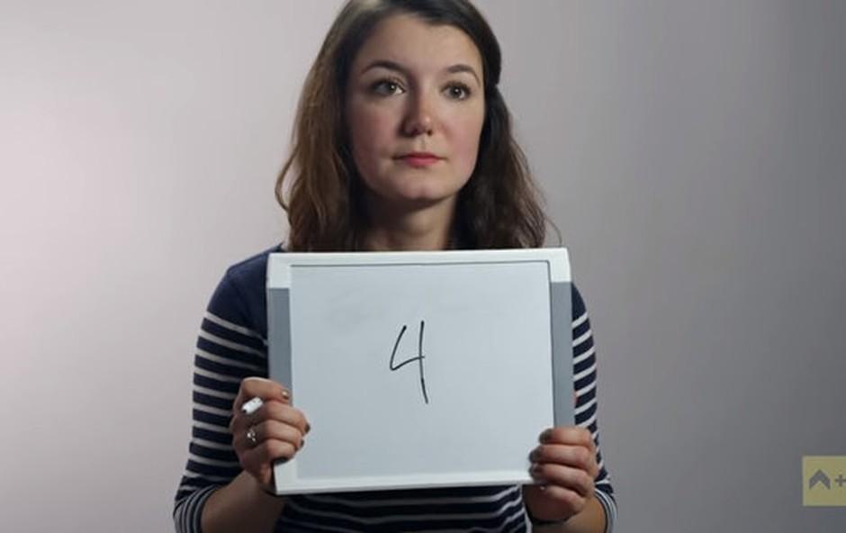 VIDEO: Ljudje so ocenili drug drugega od 1 do 10 in rezultat je res ganljiv (foto: Screenshot Youtube)