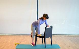 Izziv s Hano Verdev: Vaje za zgornji del telesa (6. teden)
