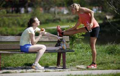 Prehrana po intenzivnem treningu